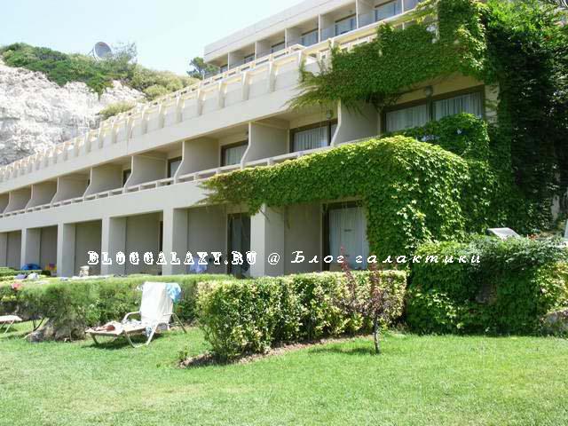 "Sani Beach Hotel deluxe 5* корпус ""B"" Греция Халкидики"