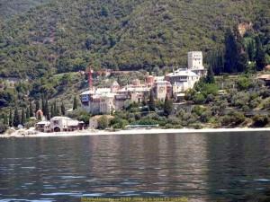 Akrathos 3* (Акратос), Греция, Халкидики (Halkidiki). Поездка на теплоходе вдоль берега монашеской республики Афон.