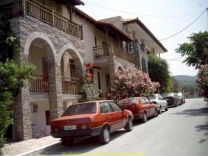 Akrathos 3* (Акратос), Греция, Халкидики (Halkidiki). Улочки Урануполиса.