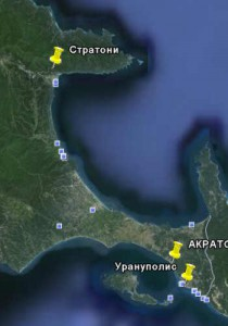Akrathos 3* (Акратос), Греция, Халкидики (Halkidiki). г. Стратони.